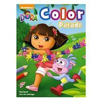 Dora Color Parade, malebog