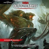Dungeon & Dragons - Role Play - 5th Edition Out of The Abyss (D&D)