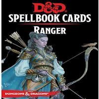 Dungeons & Dragons - 5th Edition - Spell Deck Ranger (46 kort)
