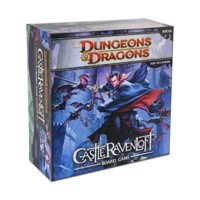 Dungeons and Dragons - Castle Ravenloft Boardgame