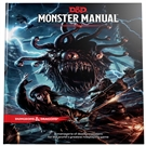 Dungeons & Dragons - Monster Manual 5th Edition (D&D)
