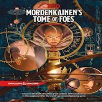 Dungeons & Dragons - Role Play - 5th Edition Mordenkainen´s Tome of Foes