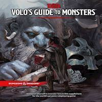 Dungeons & Dragons - Role Play - 5th Edition Volo´s Guide to Monsters (WTCB8682)