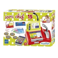 Ecoiffier 100 Chef Cashier with Smartphone