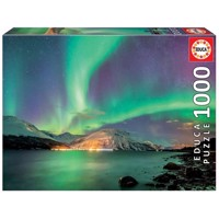 Educa - Puzzle 1000 - Northern Lights