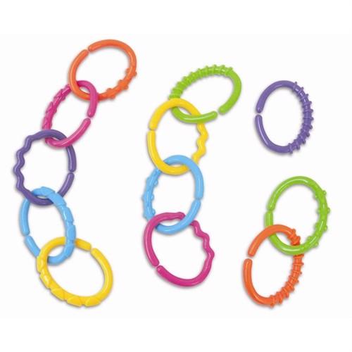Edushape Basic Rings 66 Pcs