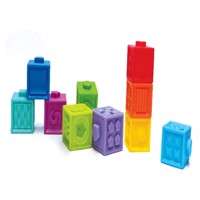 Edushape soft sensory blocks