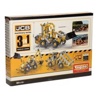 Engino JCB - Excavators, 3in1