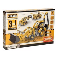 Engino JCB - Loading vehicles, 3in1