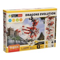 Engino STEM Heroes - Dragons Evolution