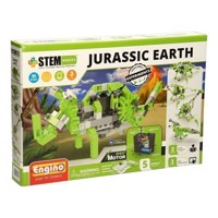 Engino STEM Heroes - Jurassic Motorized Dinos