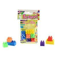 Erasers Building blocks