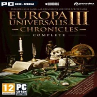 Europa Universalis III  Chronicles Complete - PC