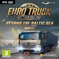 Euro Truck Simulator 2 Beyond the Baltic Sea - PC