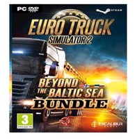 Euro Truck Simulator 2 Beyond the Baltic Sea Bundle - PC
