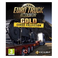 Euro Truck Simulator 2  Cargo Collection Gold - PC