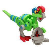 Eva puzzle 3d dino in egg