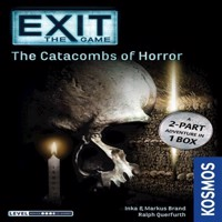EXIT The Catacombs of Horror English