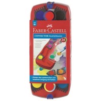 Faber-Castell - Connector Paint Box - 24 ct