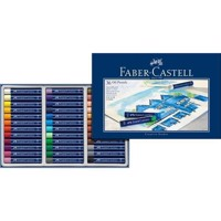 Faber-Castell - Oil pastel crayons STUDIO QUALITY box of 36