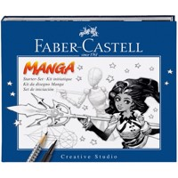 Faber Castell Complete Set For Drawing Manga