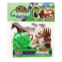 Farm Playset 11Pcs