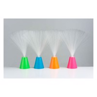 Fiber optic lamp led