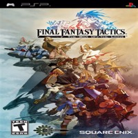 Final Fantasy Tactics The War of the Lions Essentials