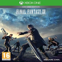 Final Fantasy XV 15  Day One Edition - Xbox One