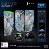 Final Fantasy Xv15 Deluxe Edition Xbox One
