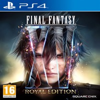 Final Fantasy XV 15  Royal Edition - Xbox One