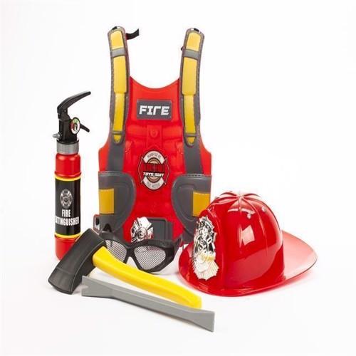 Firefighter Set Large Box