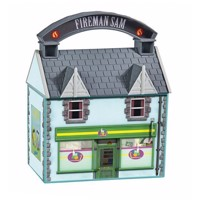 Fireman Sam Dilys Shop with Accessories