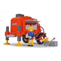 Fireman Sam Trailer with Water Function