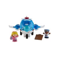 Fisher Price - Little People - Travle Together Airplane (danish)