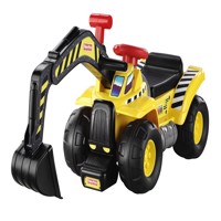 Fisher-Price -  Big Action Dig N' Ride (08228-MM-4L)
