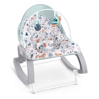 Fisher-Price - Deluxe Infant-to-Toddler Rocker