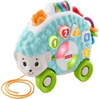 Fisher-Price - Linkimals Happy Shapes Hedgehog (Danish) (GRB06)