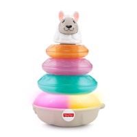 Fisher Price linkimals light and colors lama