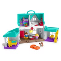 Fisher Price Little People - Handy Helpers House (NL)