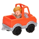 Fisher Price Little People - Orange Pick-Up