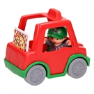 Fisher Price Little People - Pizza Delivery Boy