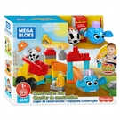 Fisher Price Mega Bloks - Construction on the Construction Site