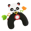 Fisher Price - Panda Hug & Play Belly Pillow