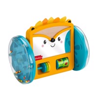 Fisher Price - Play & Crawl Hedgehog Mirror