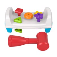Fisher Price - Tap & Turn Workbench
