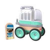 Fisher Price Wondermakers Camper