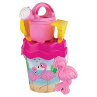 Flamingo XL bucket set