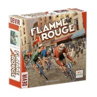 Flamme Rouge  Boardgame Nordic