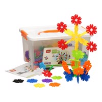 Flower Shapes In Storagebox 200Pcs